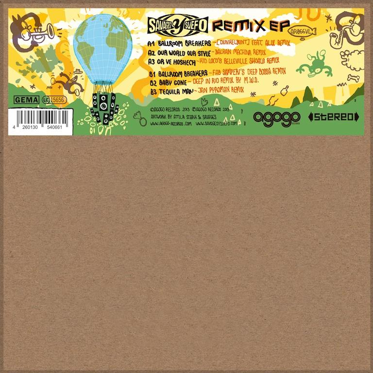 Kid Loco - The Remix Album
